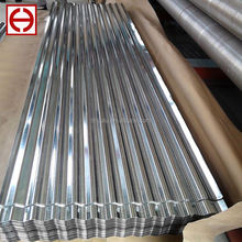 0.2mm corrugated steel roofing sheet