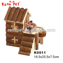 Multifunctional pet wooden home,luxury hamster cage,hamster cage