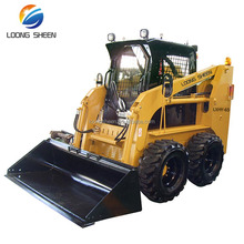 Cheap Brand New Mini Skid Steer Loader For Sale LXHY-65