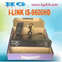 hot sell I-link 9600 hd fta satellite receiver for north america by ilink 9600hd