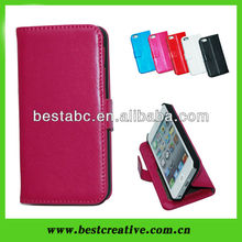 Hot Selling Wallet Case For Iphone 5""