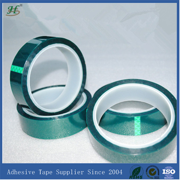High temperature green PET tape paint 3m