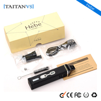 Most popular products portable vaporizer e cig dry herb attachment