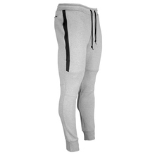 Hotsale Mens custom blank grey jogger pants