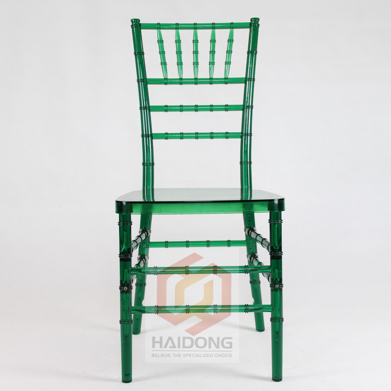 Rational Construction Sale Outdoor White Resin Chiavari Chair