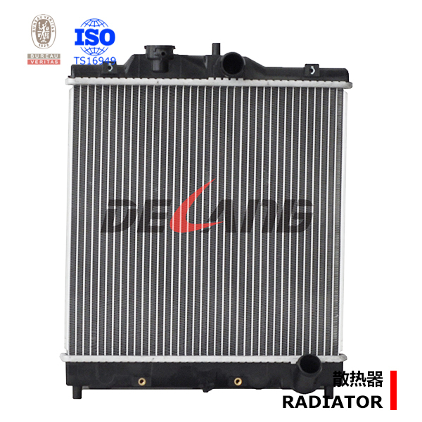 Aluminum auto engine radiator for CIVIC 1.6 VTEC 1991-1995 OE No# 19010P29J02 (DL-B526)
