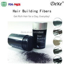miracle hair building fiber for baldness solution in a high qualiity