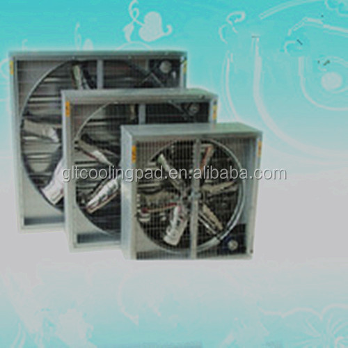 Large Size Steel Industrial Exhaust Fan Of Centrifugal Fan Type