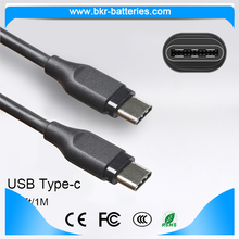 Gold-Plated USB 3.1 Type C Cable /Multi-Function Retractable Usb Cable Charging Cable For Apple New MacBook
