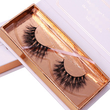 New Coming Professional Makeup Cruelty Free Mink Lashes