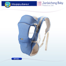 Happybear Chinese Brand Baby Carrier Ergonomic Softextile Baby Carrier With Multi-Style