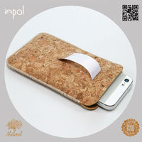 "2013 hot sales defender exclusive super protective sleek cork case for iphone 5"" accessories"