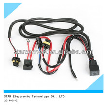 relay harness for hid motorcycle