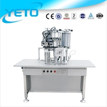 Hottest Automatic aerosol spray filling machine / car paint filler/aerosol insecticides filling machine