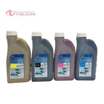 6 colors CMYK Lc Lm Infiniti challenger FY-3286J Sk1 solvent ink