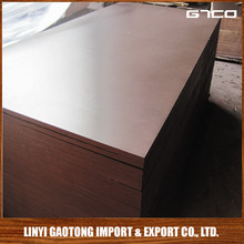 18mm full sizes shuttering concret construction marine plywood price