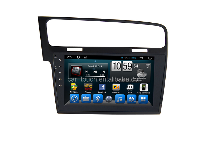 10.1 inch Android 6.0 car Dvd for VW Golf 7 car GPS navigation auto radio