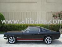 Ford Mustang Fastback 289 car