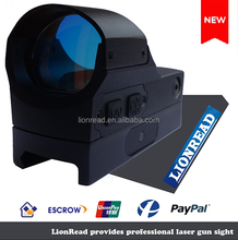 2016 Hot Sale Hunting Mini tactical red dot night vision weapon sight with high quality