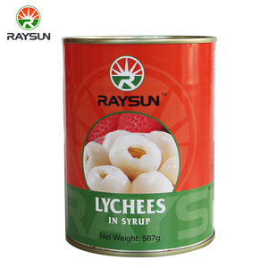 Whole Foods Canned Fruit Lychee in Syrup