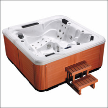 home garden spa ,spa hot tubs,balboa system Hot sale joyspa balboa hot tubs outdoor spas