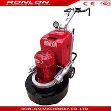 China top brand Fully stocked concrete terrazzo floor polishers and buffers