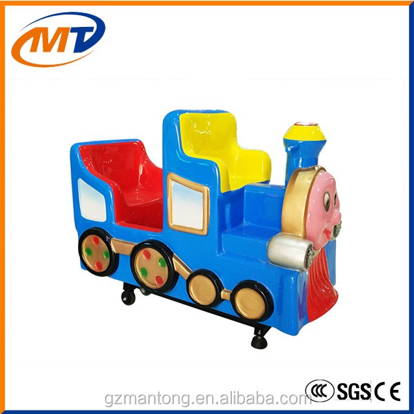 kids swing machine wiggle train kids riding car