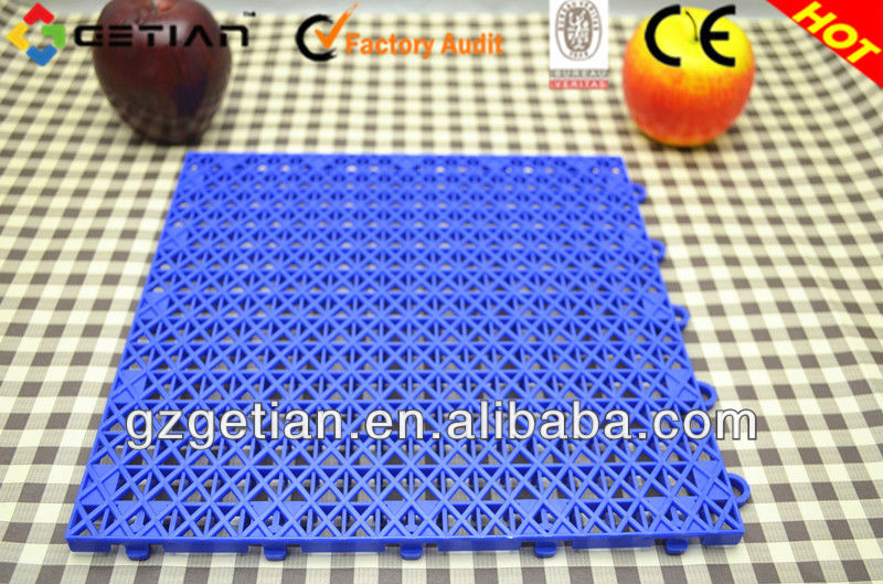 Used economical playground flooring for sale, kids outdoor playground flooring