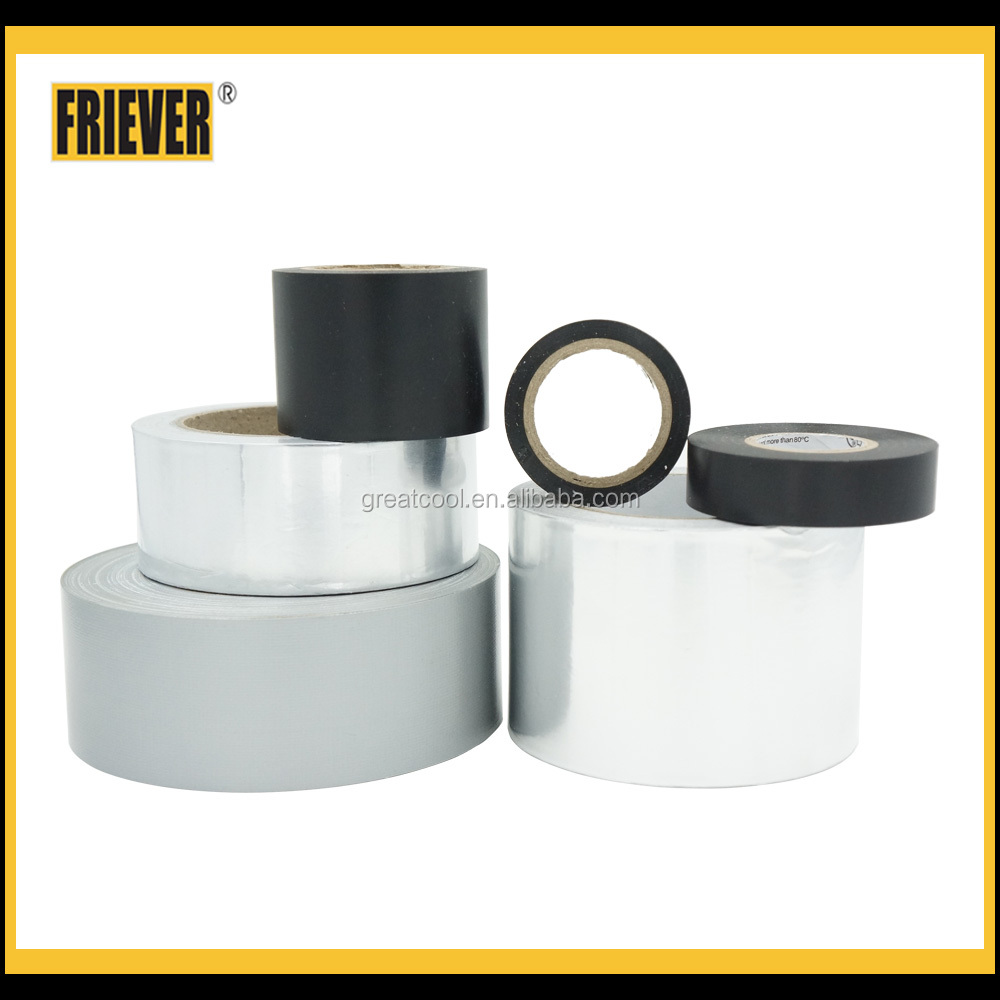 FRIEVER aluminum foil tape/Heat Resistant Tape/air conditioner tape
