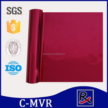 C-MVR# Hot stamping foil for textile & leather handbag and shoes transfer paper