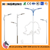 7m-13m Multi-type steel lamp pole with OEM services for street light pole