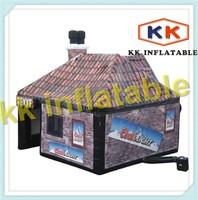 Commercial Event Air Tent Inflatable Show Booth Bar Pub Mini Size Cheap Sales