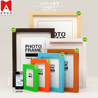 Chinese New Hot Sale Plastic Picture Frame 4x6 5x7 6x8 8x10 syrian mirror.