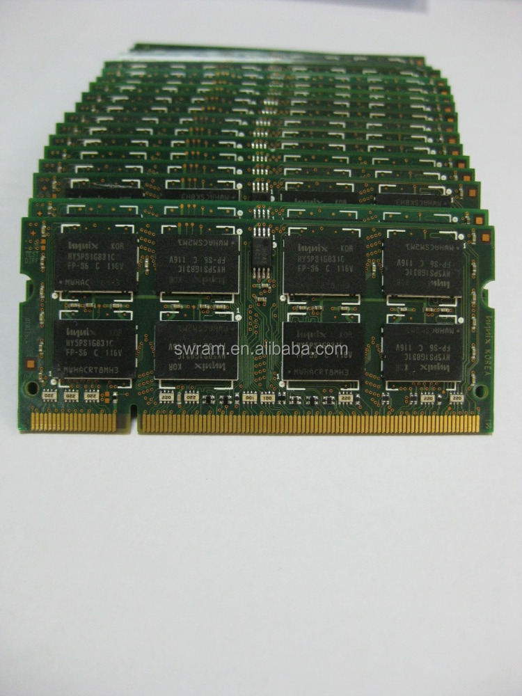 Best price pc2-6400 ram memory 2gb ddr2 800 sodimm compatible