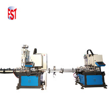 Automatic Seam Welding/Flanging/Sealing Machine For Round Can