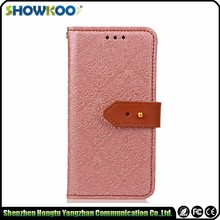 Showkoo PU flip leather case cover for Huawei P10