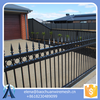 Galvanized Steel fence panels / steel tube fence panels