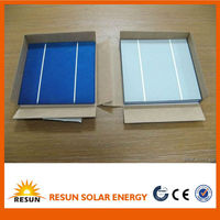 hot sale high efficiency polycrystalline solar cell 156*156mm manufactures in china