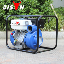 BISON CHINA TaiZhou 4 Inch Agricultural Fuel Consumption Water Pump, 100% Test Pump Machine Price