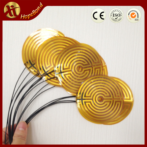 Customize 5v 12v 24v kapton heater film heating element
