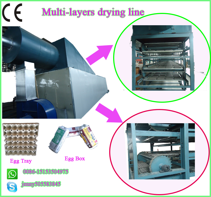 Paper egg tray making machines paper product making machinery