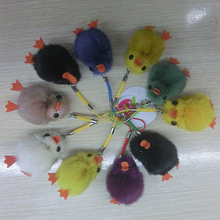 Good Quality Mini Cute Plush Toy Keychain / Plush Keychain Toy