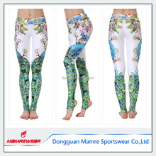 Hot Sale Womens Active Wear Yoga Pants Yoga Tights
