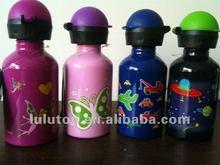 2015 new style Baby stainless steel kids water bottle, drinking bottle