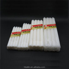 Tall candle sticks/Candle raw material making White candle Candel wholesale