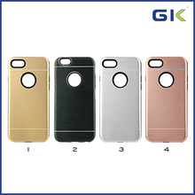 [GGIT] Luxury Wire Drawing Celulares 2 in 1 Combo Case For IPhone 7 Phone Cover