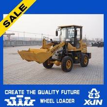 0.4cbm bucket/1tons bucket ZL10 shovel loader/articulated mini wheelloader