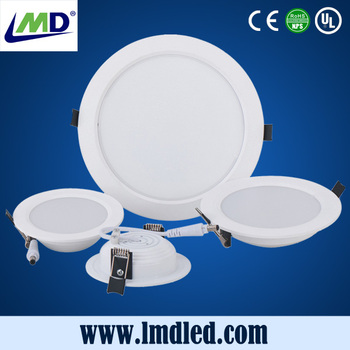 Best selling hot fashion 12w smd dimmable led downlights 220v made in China