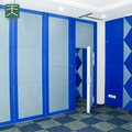 Soundproof Movable partition for wall division of banquet hall