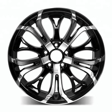 12 -22 inch used aluminum alloy wheel with FREE center caps